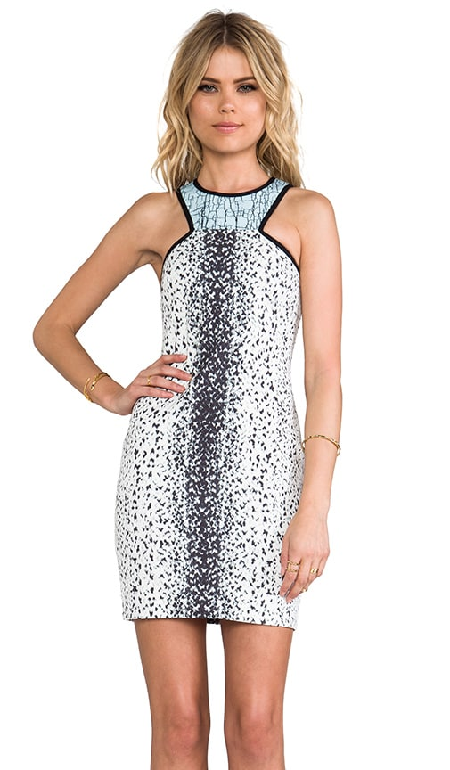 Opulent Mini Dress