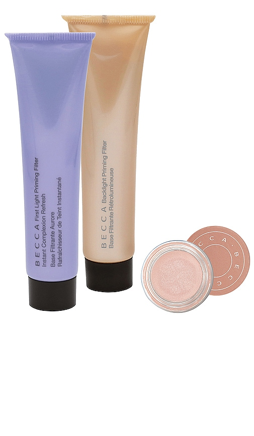 Jet Set Glow Prep & Prime Kit