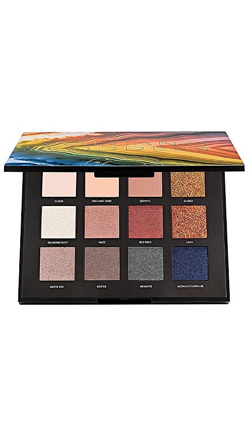 Volcano Goddess Eye Palette