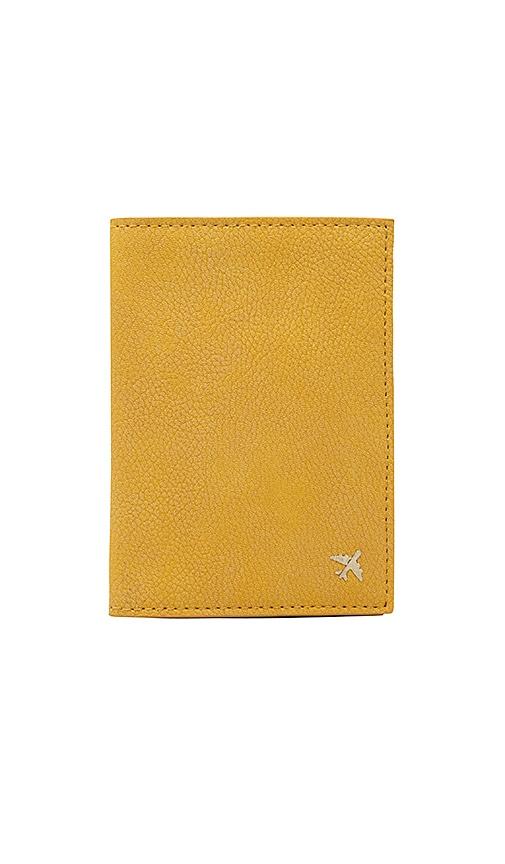 The Passport Cover