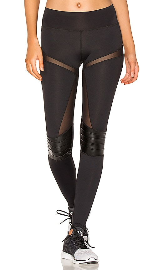 BELOFORTE Bootybreak Legging in Black