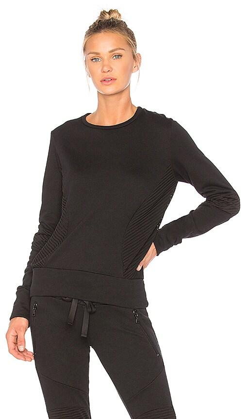 BELOFORTE Santorini Sweatshirt in Black