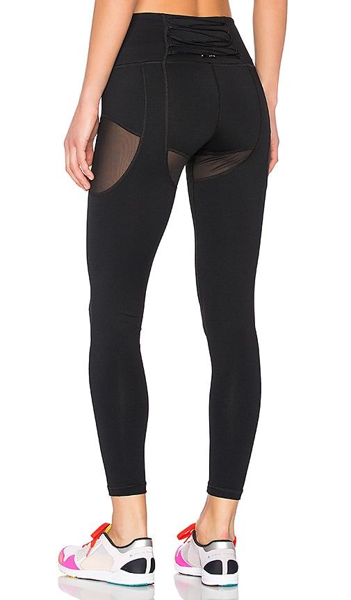 BELOFORTE Chap Legging in Black