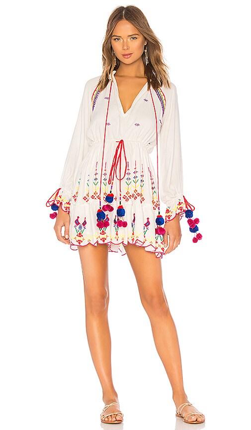 x REVOLVE Terrain Mini Dress