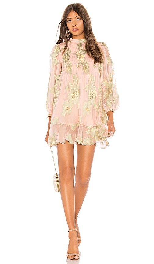 Shimmer Short Dress