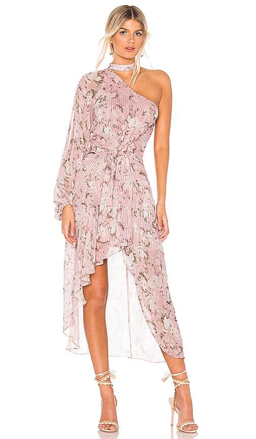 x REVOLVE One Shoulder Dress