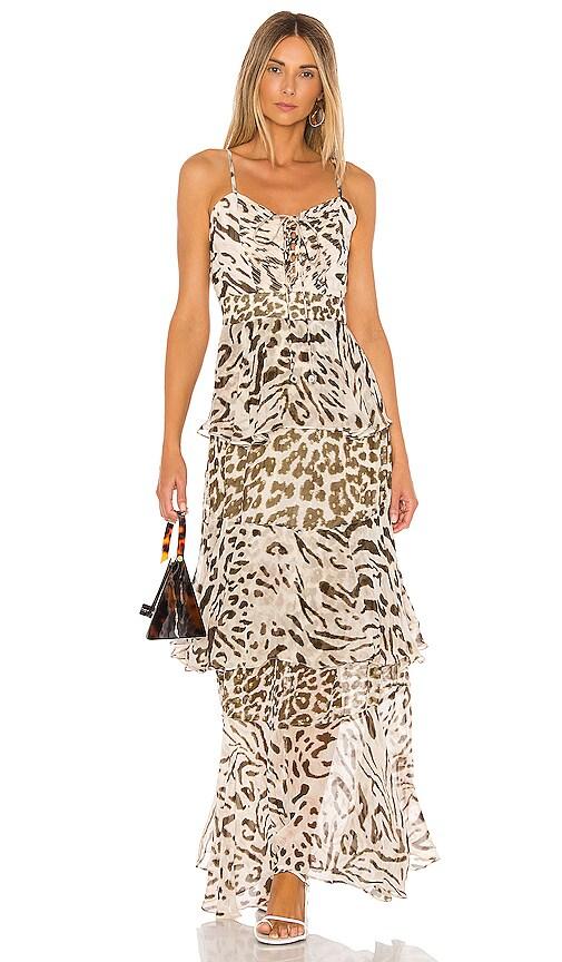 x REVOLVE Rika Maxi Dress