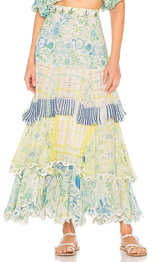 Odyssey Maxi Skirt