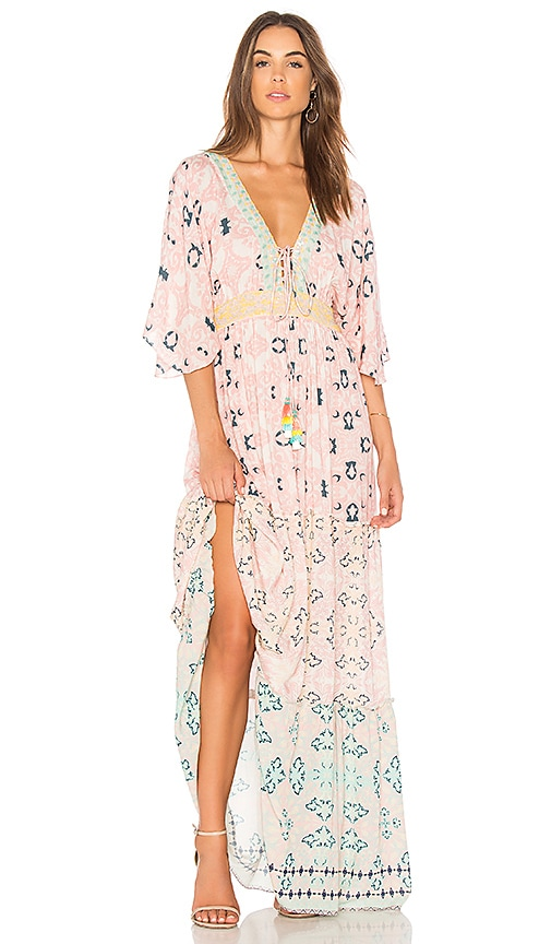 Hemant And Nandita X Revolve Maxi Dress In Multi Revolve From lightweight beach styles, to formal occasion dresses, this collection offers a maxi dress that's perfect for any occasion. x revolve maxi dress