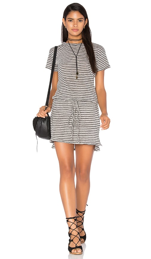 Benjamin Jay Fern Dress in Gray