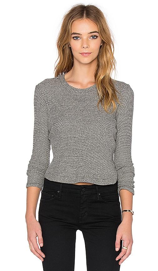 Benjamin Jay Luna Sweater in Black