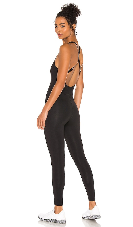 Beyond Yoga PLAY THE ANGLES JUMPSUIT