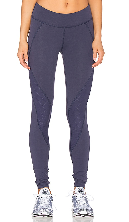 Quilted Contour Long Legging