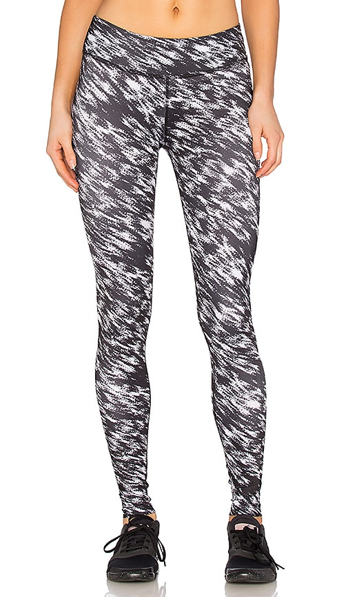 Lux Print Essential Long Legging