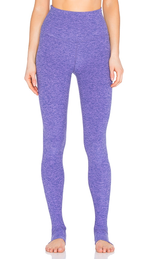43f8ed9a10 Spacedye High Waist Stirrup Legging. Spacedye High Waist Stirrup Legging. Beyond  Yoga