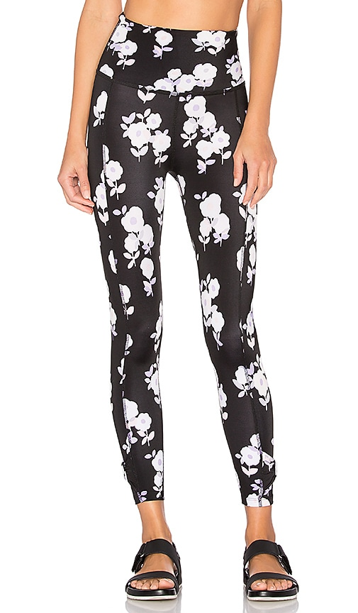 75d998cd26abd Beyond Yoga x kate spade Cinched Side Bow Legging in Floral Garden ...