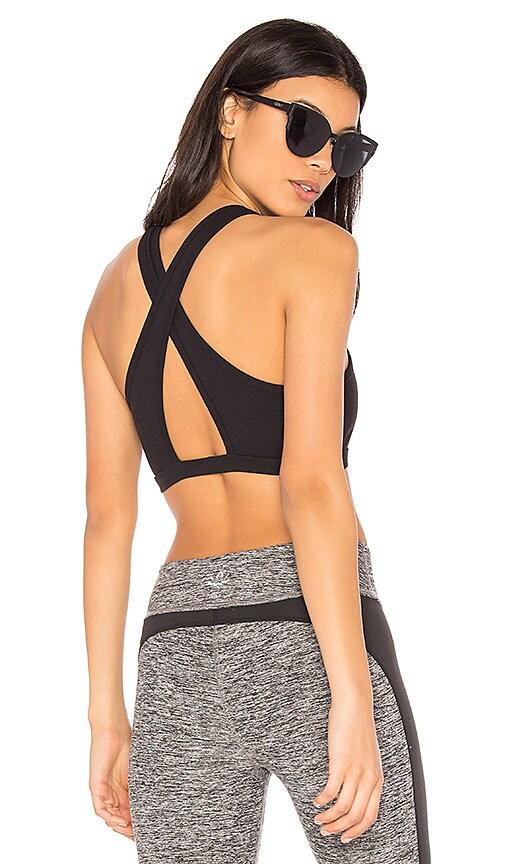 Beyond Yoga Studio Bra in Black