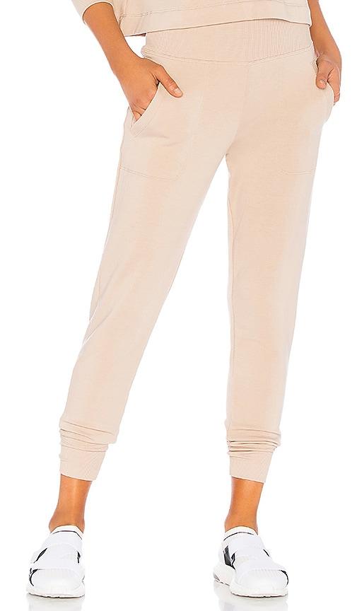 9548c2cbdf0c6 Cozy Fleece Foldover Sweatpant. Cozy Fleece Foldover Sweatpant. Beyond Yoga