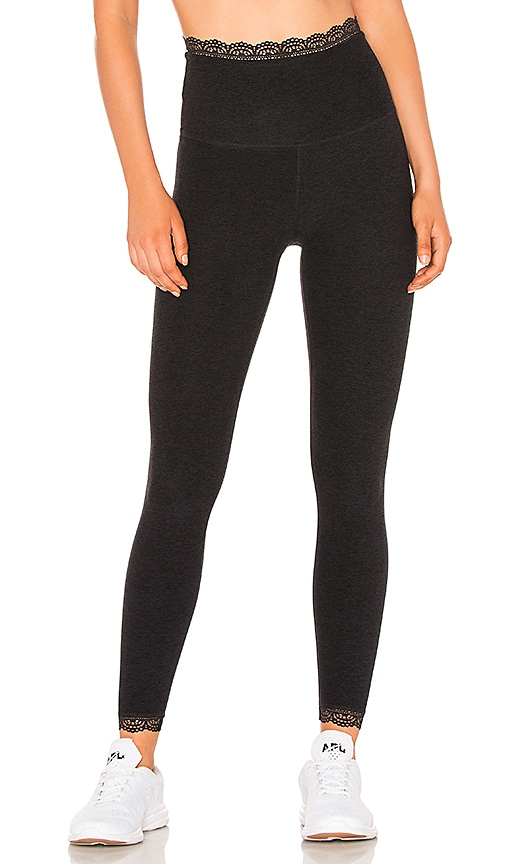 31f2de61df All For Lace High Waisted Midi Legging. All For Lace High Waisted Midi  Legging. Beyond Yoga
