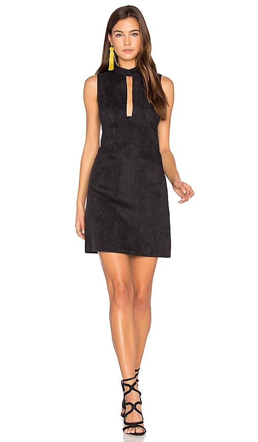 BCBGeneration Shift Dress in Black