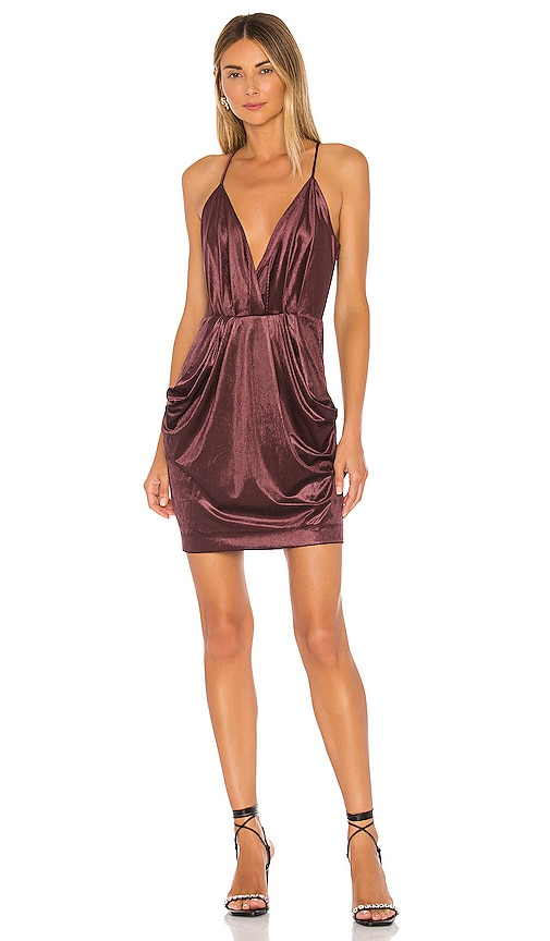 Drape Pocket Cami Dress