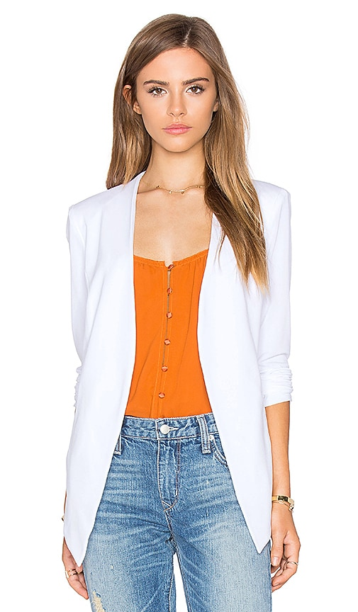 BCBGeneration Blazer in White