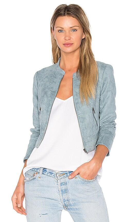 BCBGeneration Moto Jacket in Blue
