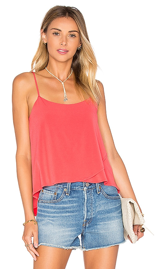 BCBGeneration Tank in Coral
