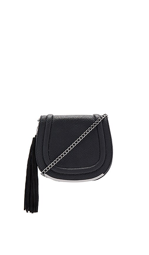 Tassel Saddle Bag