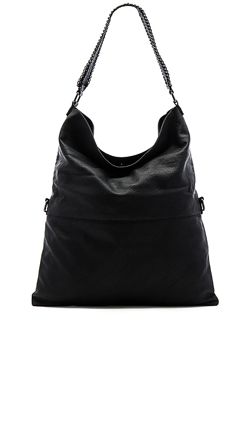 BCBGeneration Messenger Shoulder Bag in Black