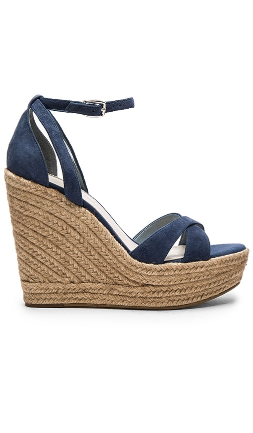 BCBGeneration Holly Wedge in Medium Blue