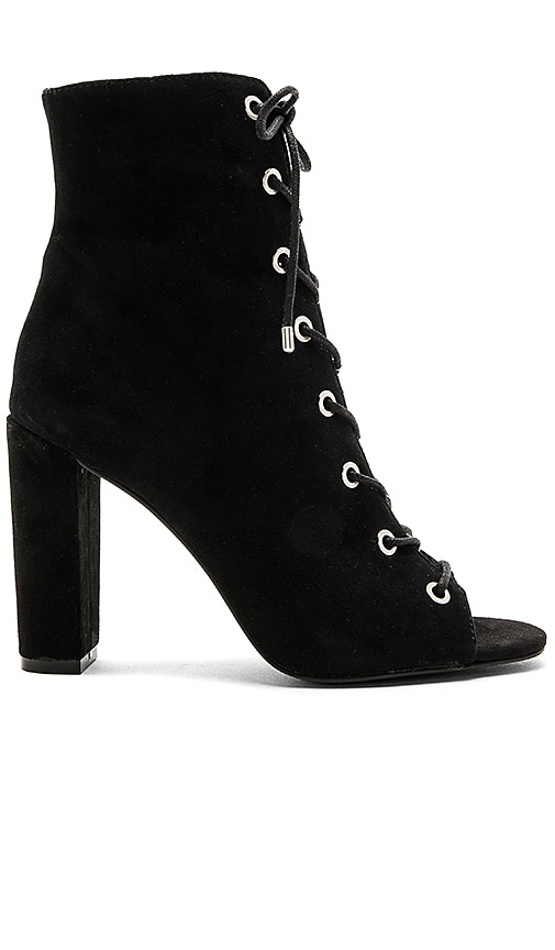 BCBGeneration Ripley Lace Up Bootie in Black