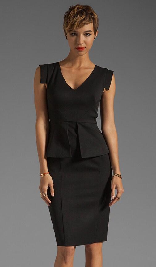 Keyton Color Blocked Dress
