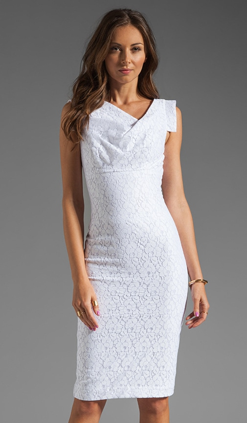 Jackie-O Raschel Lace Dress
