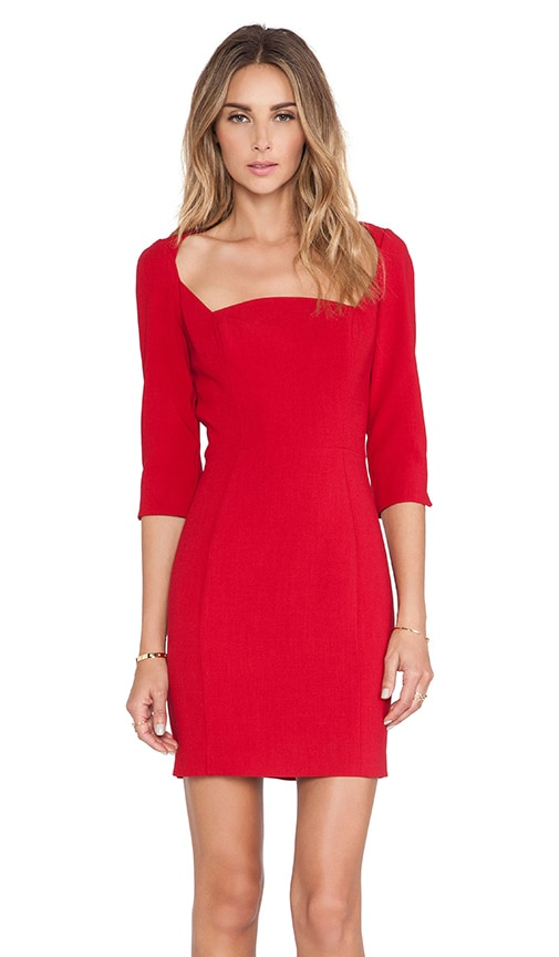 x REVOLVE Emeline Sheath Mini Dress