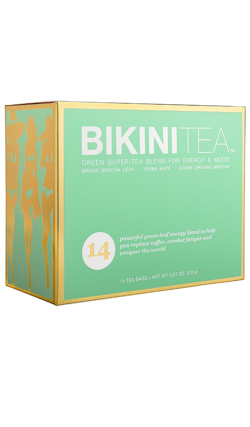 TÉ BIKINI TEA GREEN ENERGY BOOST