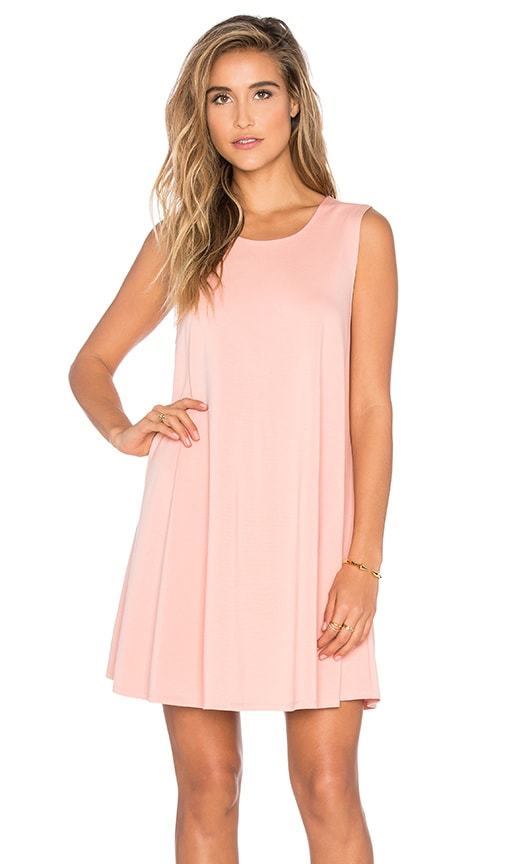Bishop + Young Swing Dress in Peach