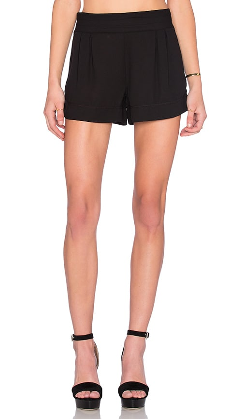 Bishop + Young Short in Black