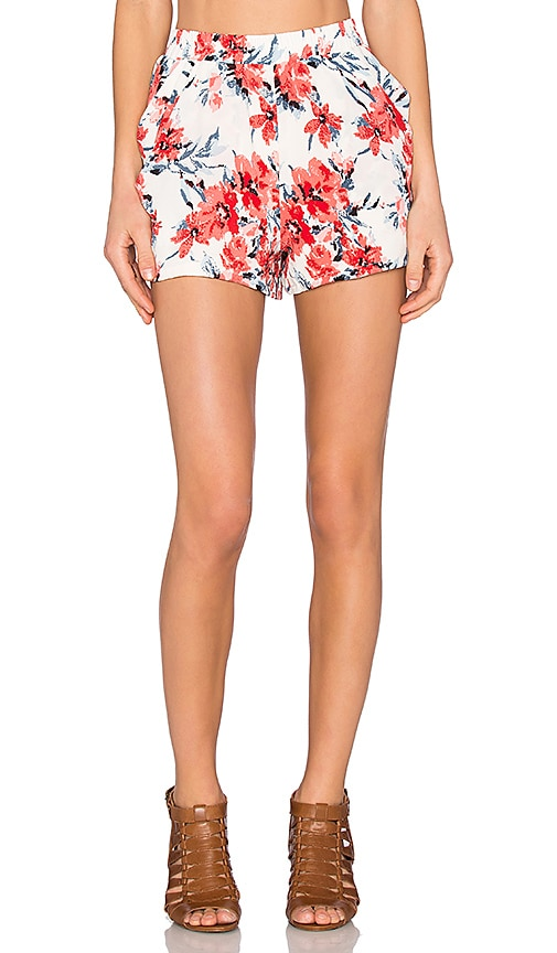 Bishop + Young Floral Short in Print