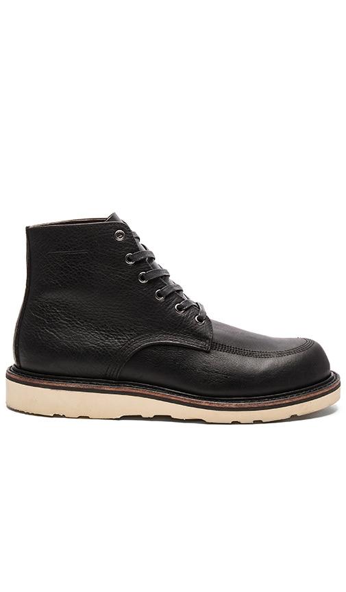 Broken Homme Jamie Boot in Black Vintage