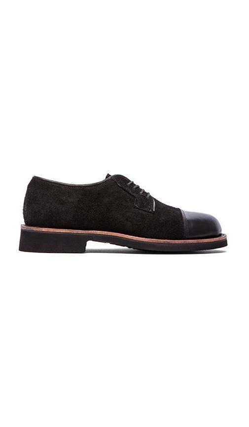 Thomas Cap Toe Oxford