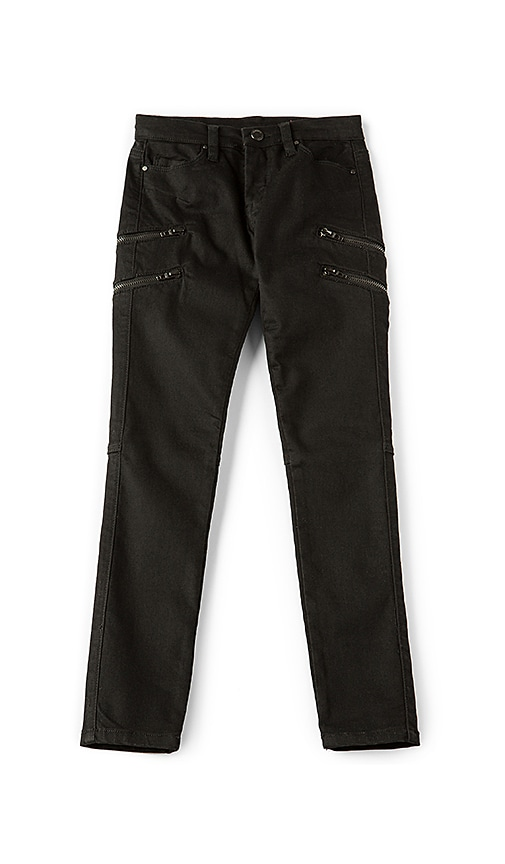 BLANKNYC Moto Pant in Black
