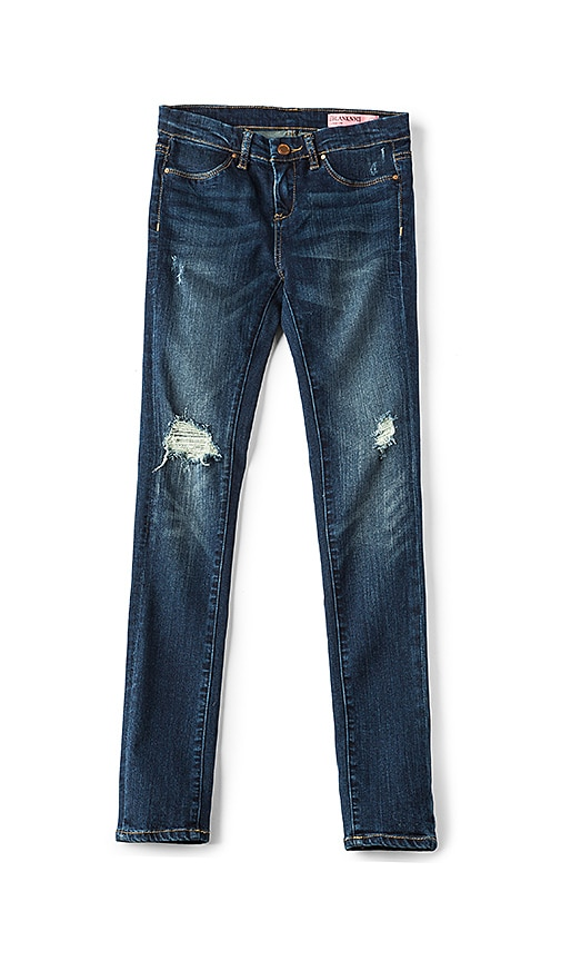 BLANKNYC Skinny Jean in Junk Drawers