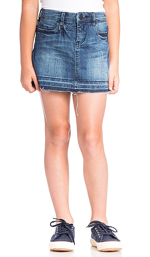 BLANKNYC Denim Skirt in Blue
