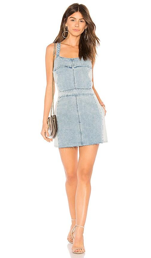 BLANKNYC Netglow Dress in Blue