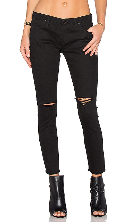 BLANKNYC Distressed Skinny in Crazy Train