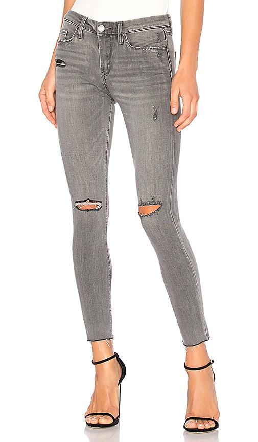BLANKNYC Frayed Skinny Jean in Tequila Royale