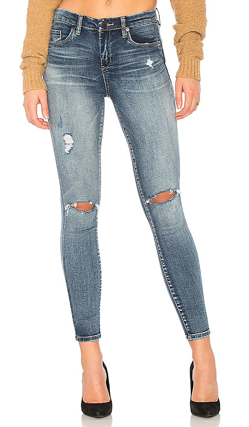 BLANKNYC Wealth Care Jean in Blue