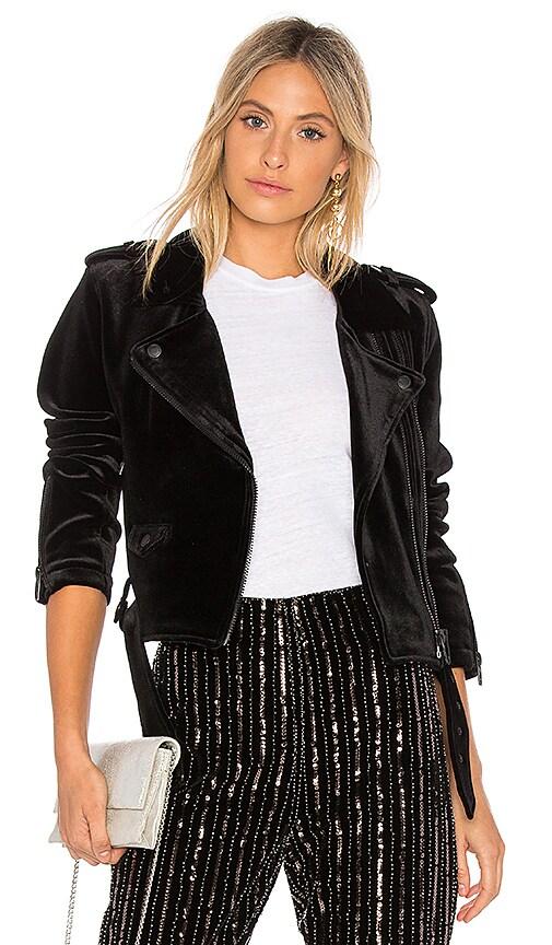 BLANKNYC Dark Side Jacket in Black