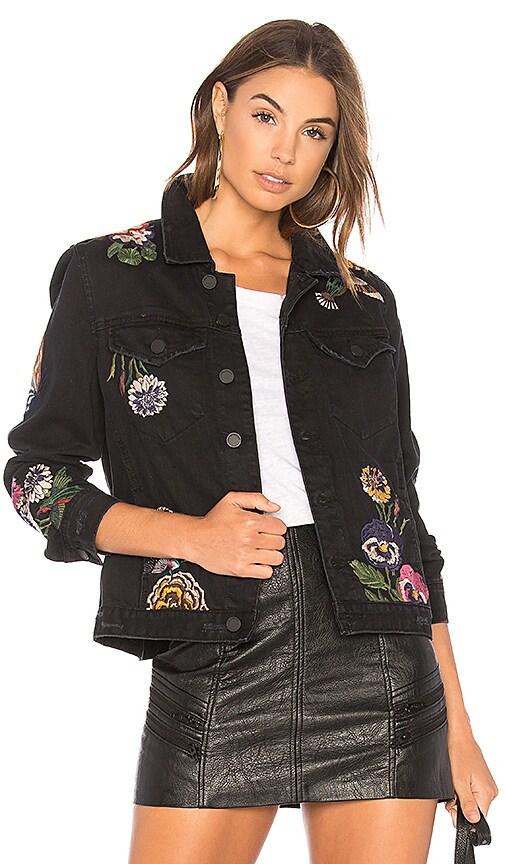 BLANKNYC Night Skies Jacket in Black
